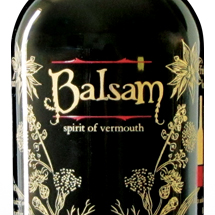 Balsam Bottle Design