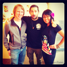 I Met Brand Master Johnny Earle, CEO of Johnny Cupcakes!