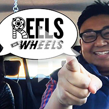 VIDEO: 'Reels on Wheels' Premiere