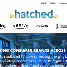 Website for Hatched TV Show