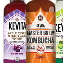 KeVita Brand Collateral